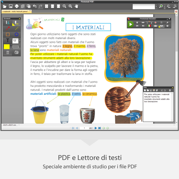 Personal Reader Lettore PDF