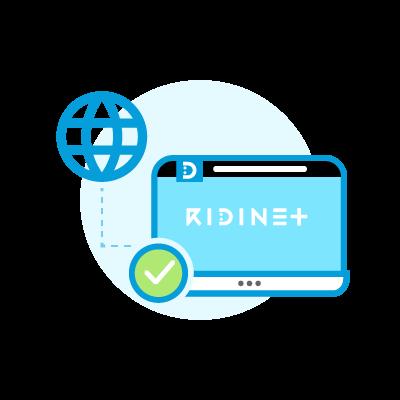 RIDInet è sempre online