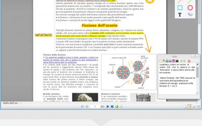 TeacherMappe – schematizzare contenuti per esercizi e verifiche