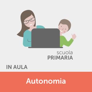 Corsi di informatica per l'Autonomia - studenti della scuola Primaria