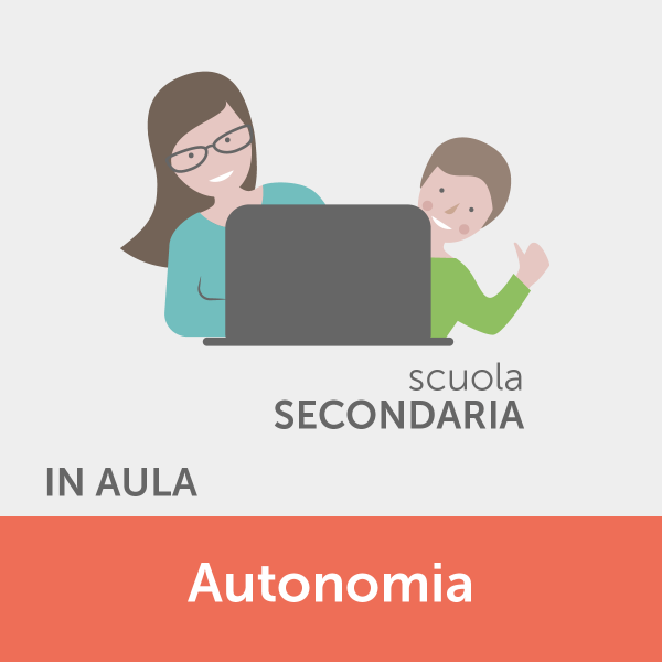 Informatica per l'autonomia, medie e superiori - livello base