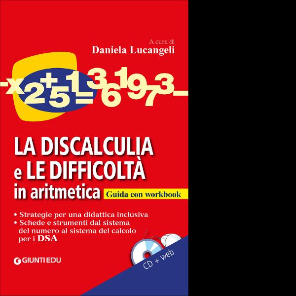 libro la discalculia e le difficoltà in aritmetica