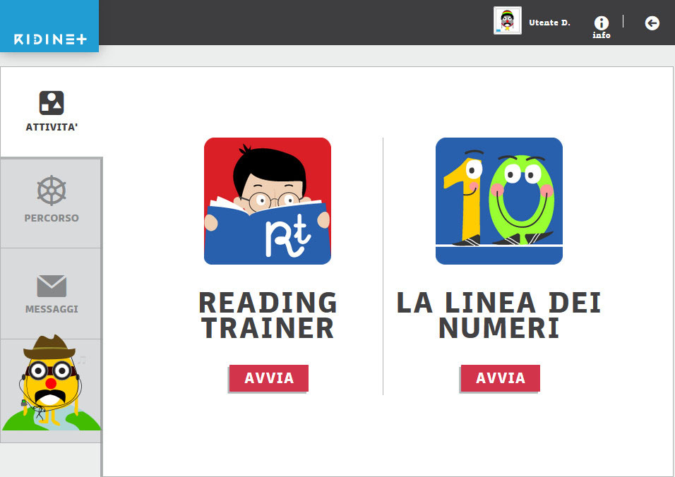 App RIDInet