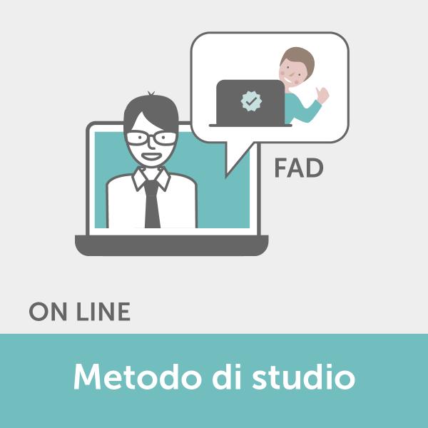 Corso Online - FAD sul metodo di studio - Compensativi per studenti DSA e BES