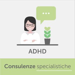 Servizi Consulenza ADHD
