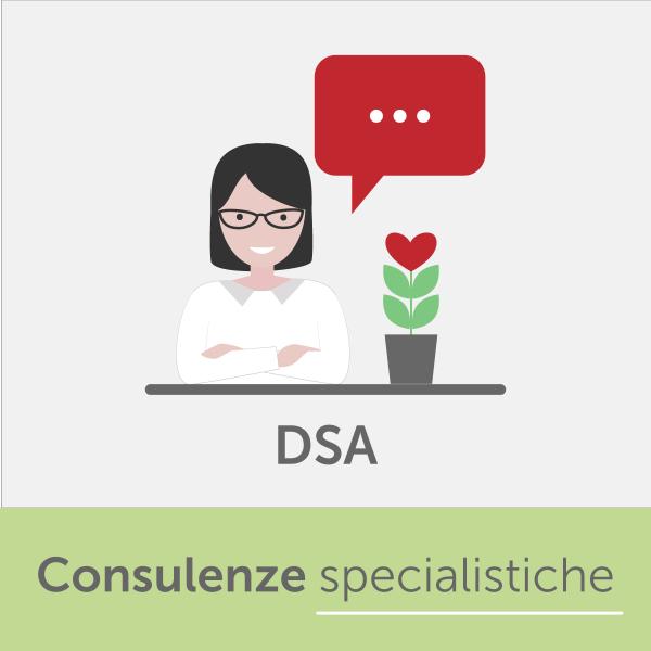Consulenze specialistiche DSA