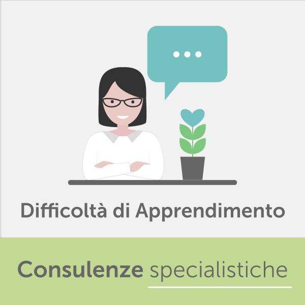 Consulenze Specialistiche Difficoltà di Apprendimento