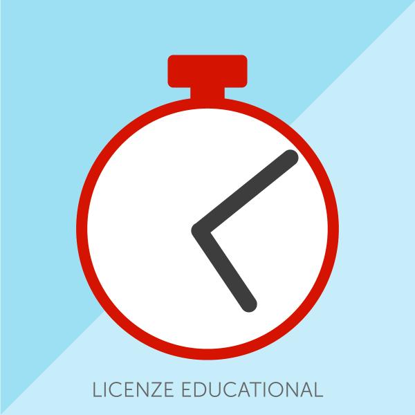 Tachistoscopio - licenze educational