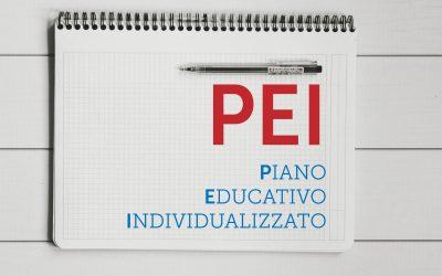 PEI: Piano Educativo Personalizzato