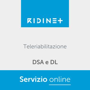 RIDInet, riabilitazione DSA e DL