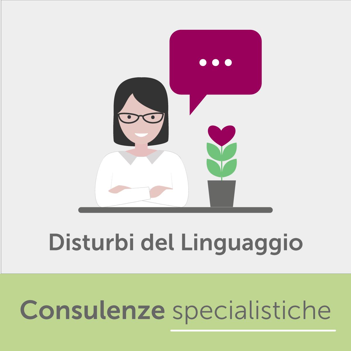 Consulenza Disturbi Linguaggio