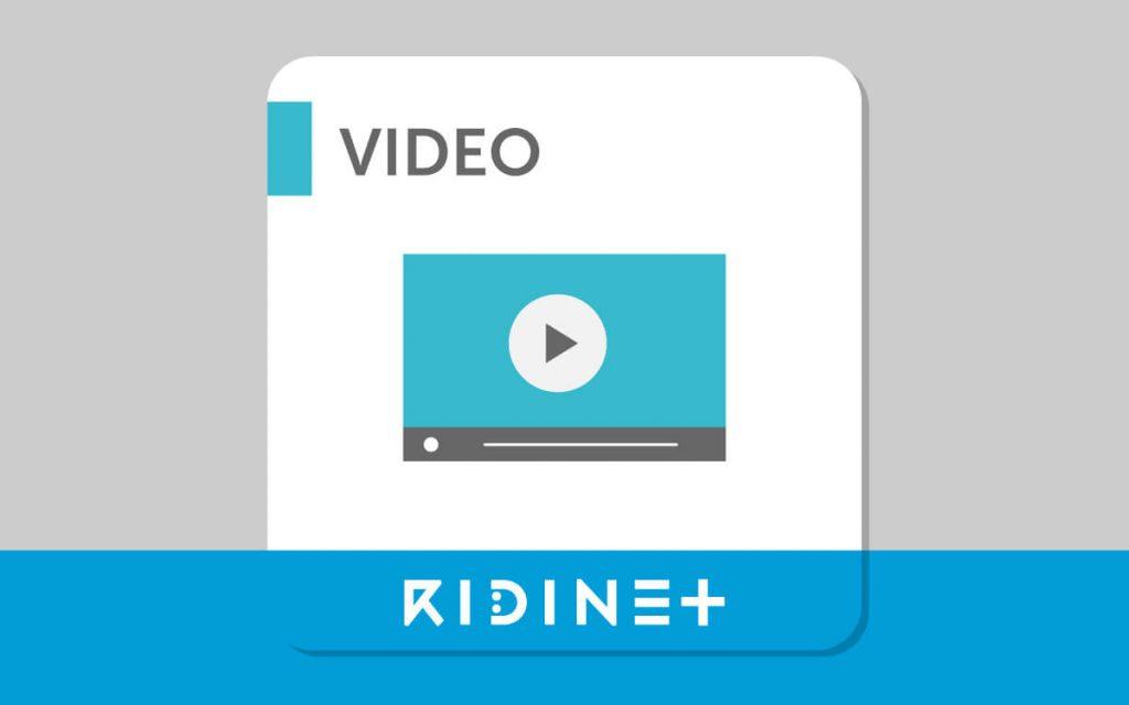 Video Ridinet