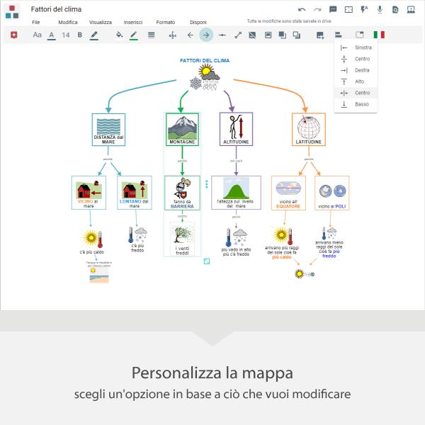 SuperMappeX - personalizzza la mappa