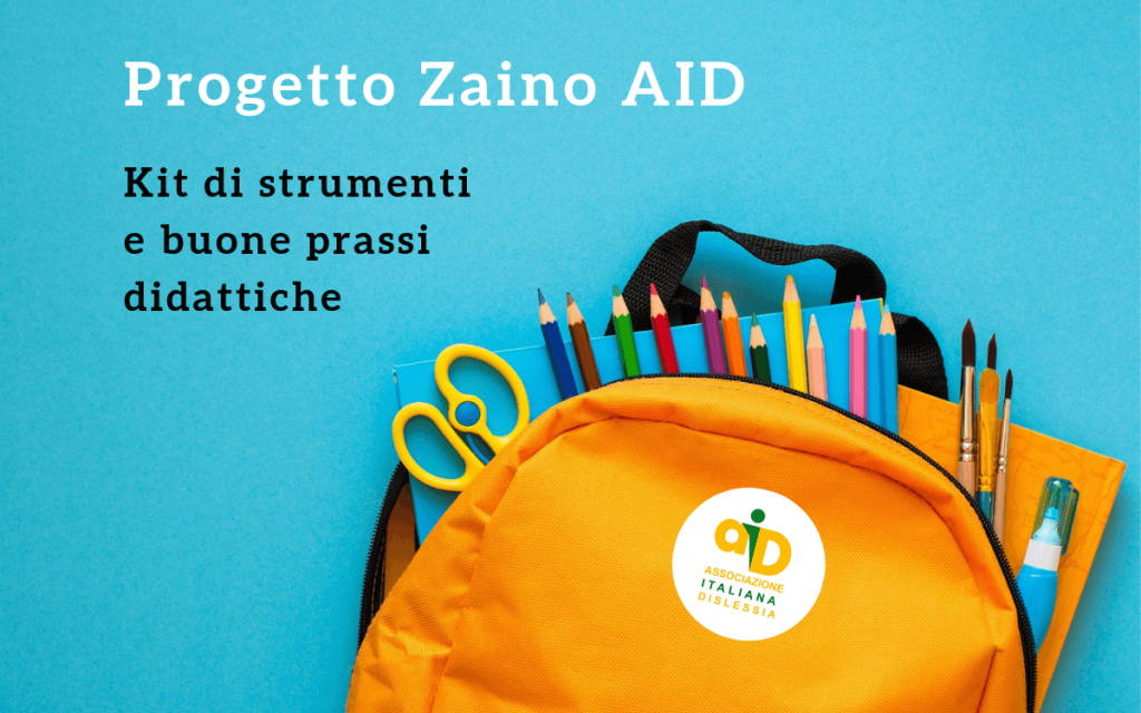 Progetto Zaino Digitale AID