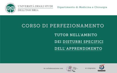 Corso di perfezionamento per TDA a Varese