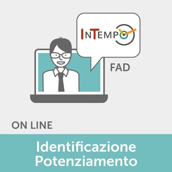 Corsi Online - FAD Identificazione precoce e Potenziamento