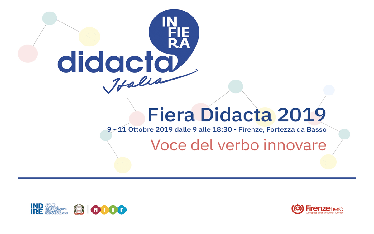 Fiera Didacta 2019