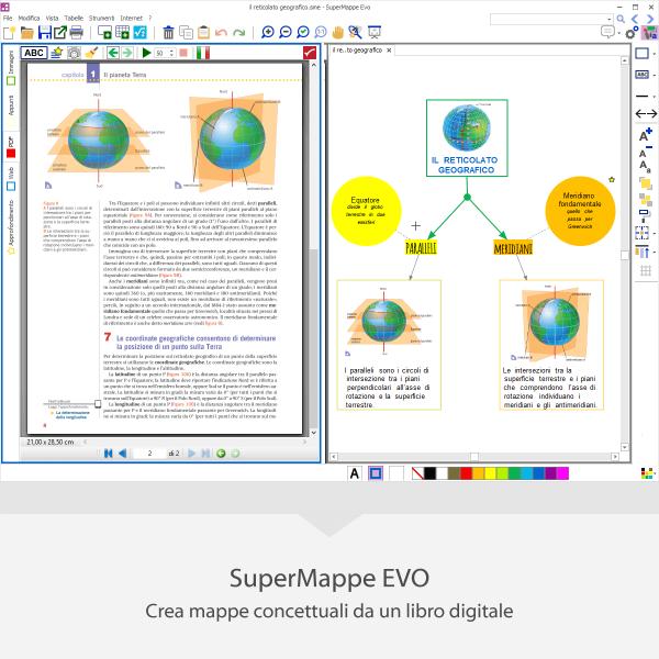 SuperMappe EVO - crea mappe da libro digitale
