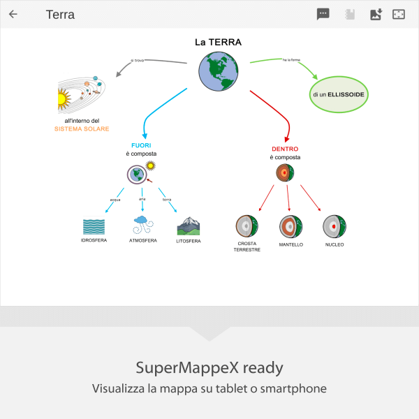 App SupermMappeX ready
