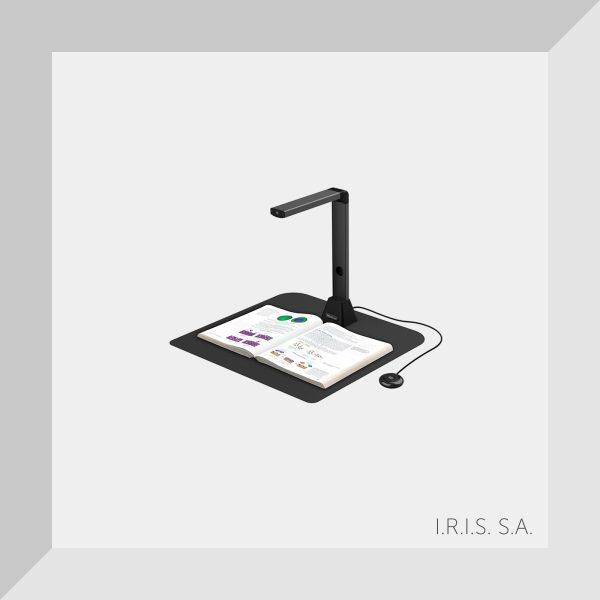 IRIScan Desk Pro - lo scanner per acquisire testi - fino al formato A3
