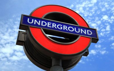 London underground - english