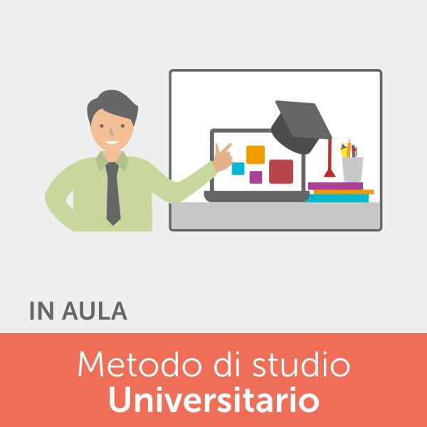 Corso in aula - Metodo di Studio Universitario