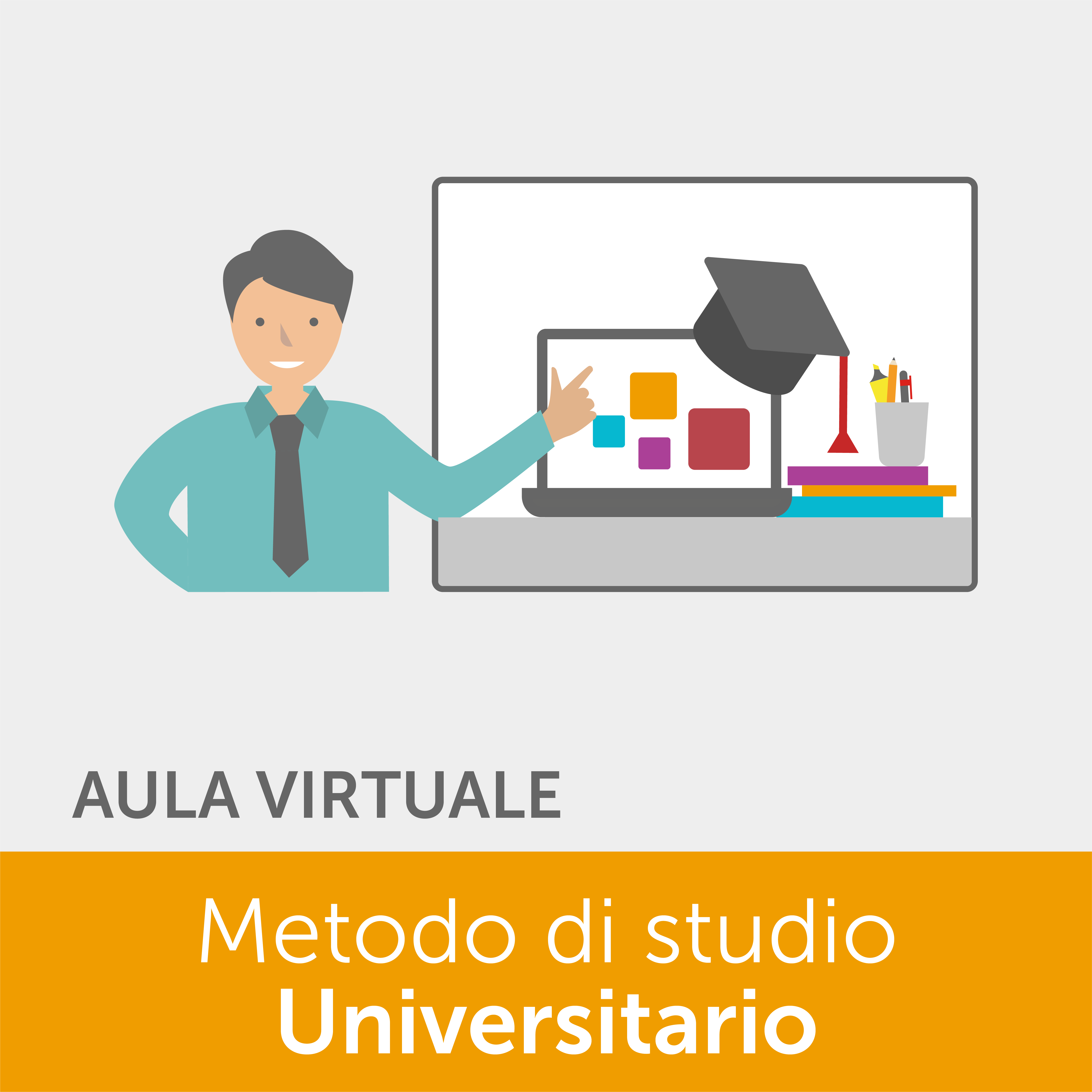 Metodo di studio universitario efficace - Ed. online