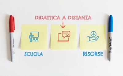Scuola Risorse Didattica Distanza