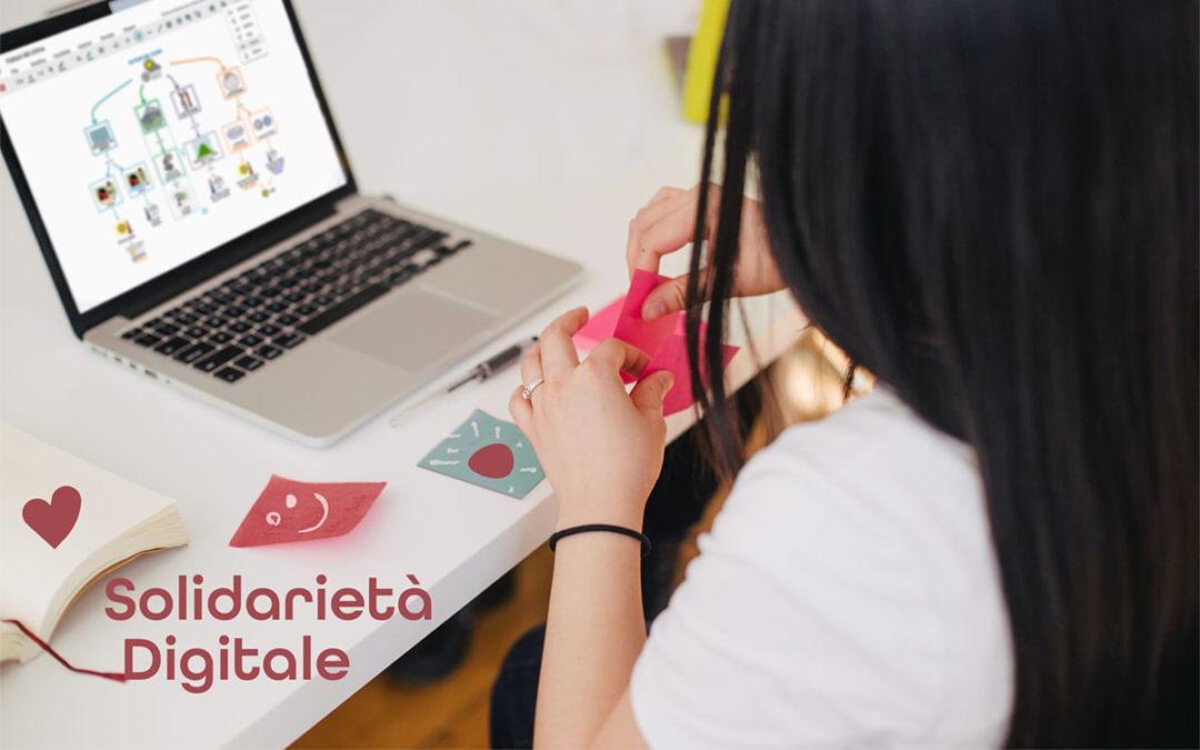 Solidarietà digitale in Emilia-Romagna: il contributo di Anastasis per le scuole