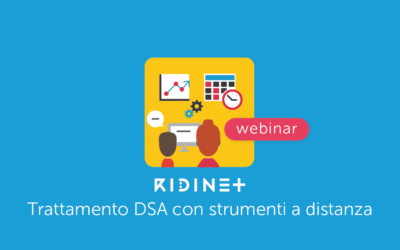 Webinar Ridinet a Distanza