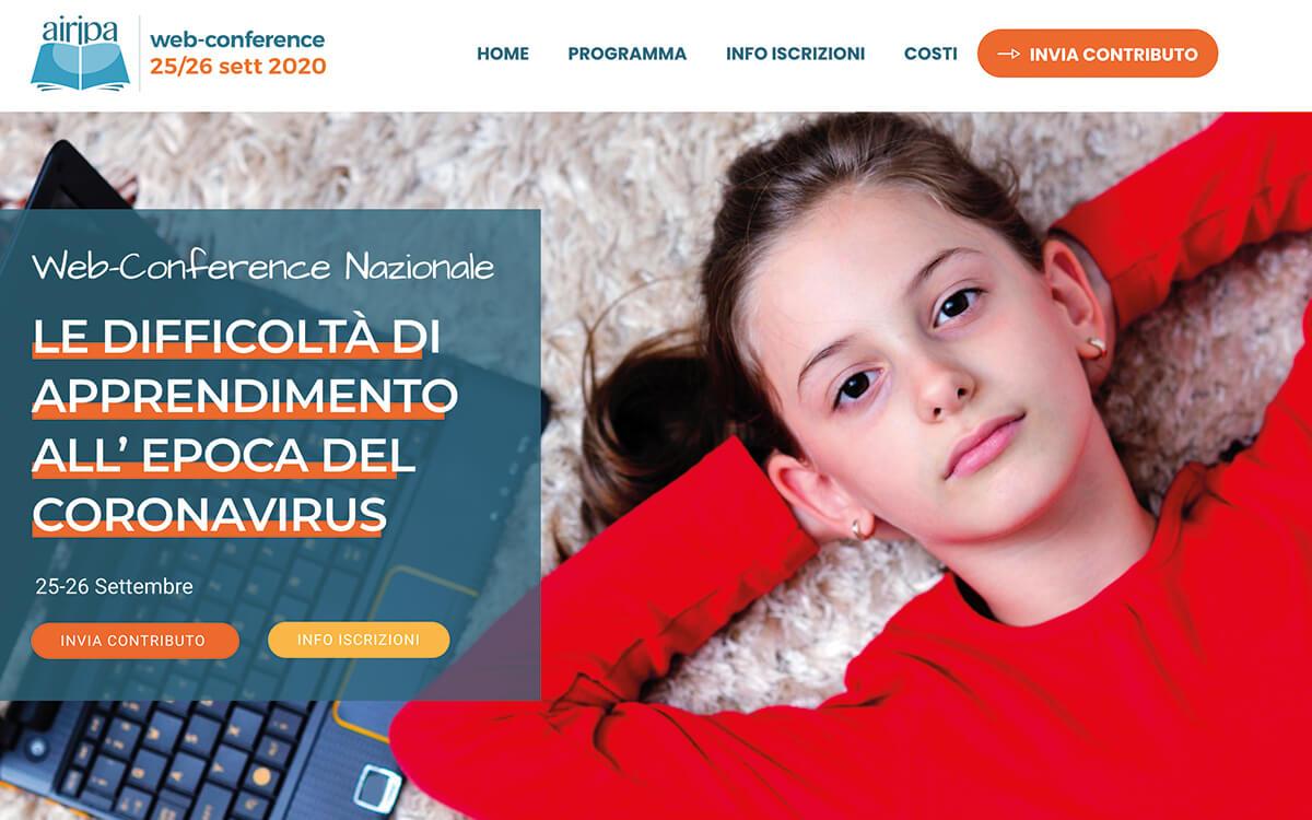 Airipa web conference 2020
