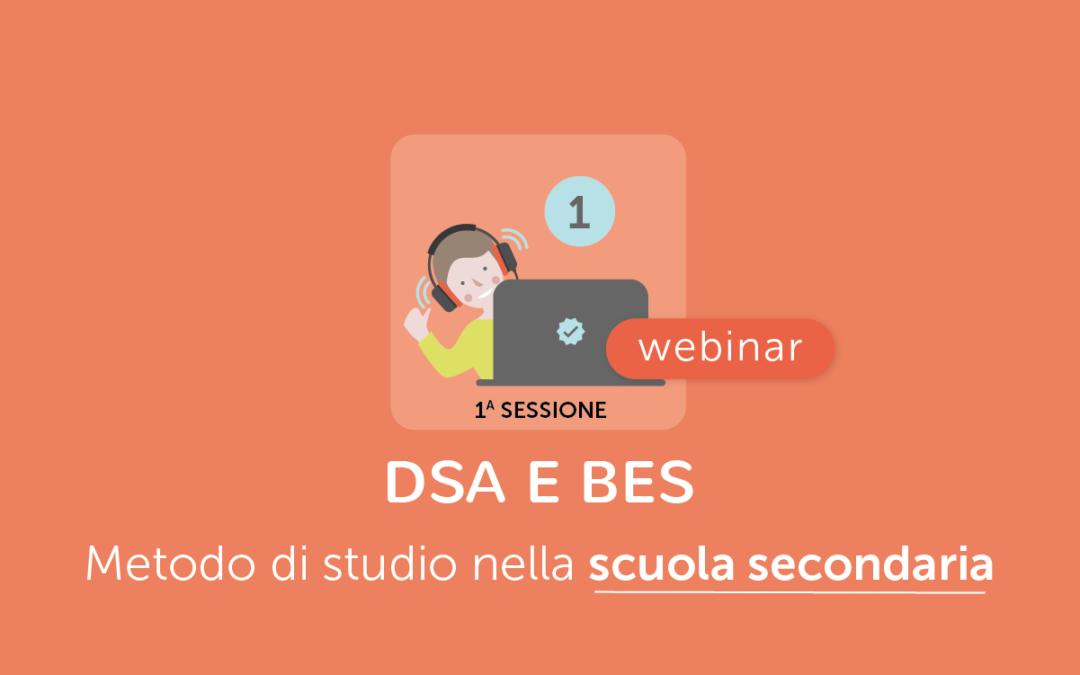 Famiglie, Scuola, Studenti » DSA e BES: Introduzione ad un buon metodo di studio nella Scuola Secondaria – 1a sessione