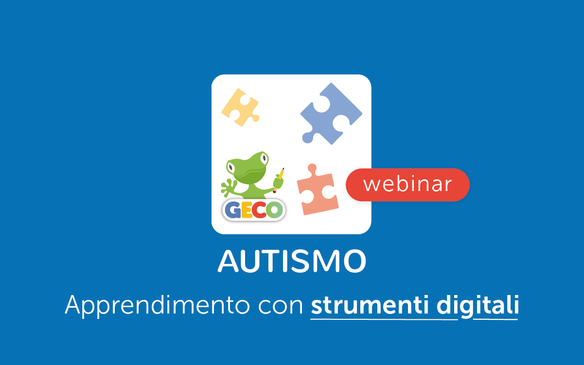 Webinar autismo e apprendimento con strumenti digitali