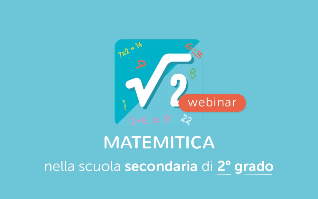 Famiglie, Scuola » Matemitica nella scuola secondaria di secondo grado