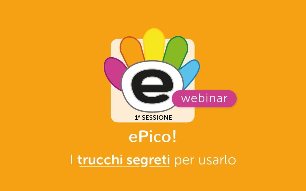 Webinar Trucchi Epico 1