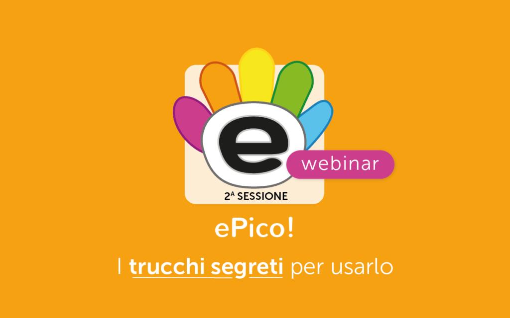 Webinar Trucchi Epico 2