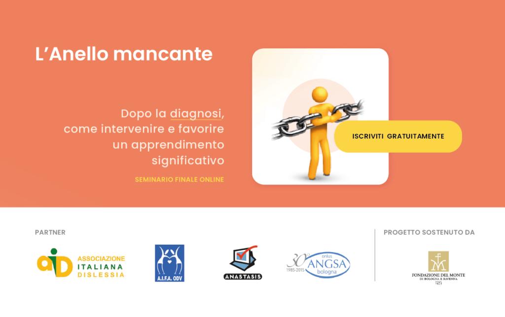 seminario online Anello Mancante