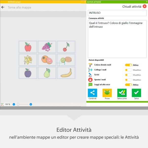 GECO - editor attività