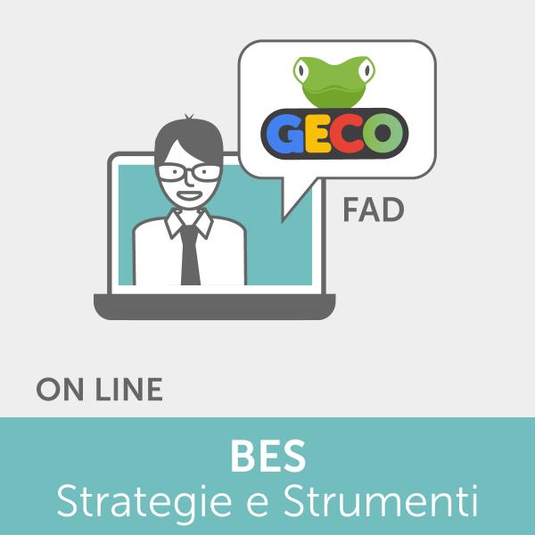 FAD corso online BES Startegie e Strumenti Geco