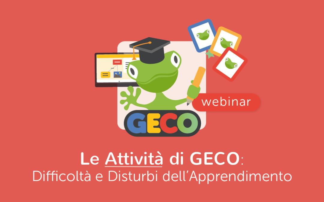 Scuola » Le attività di Geco – Area Apprendimento