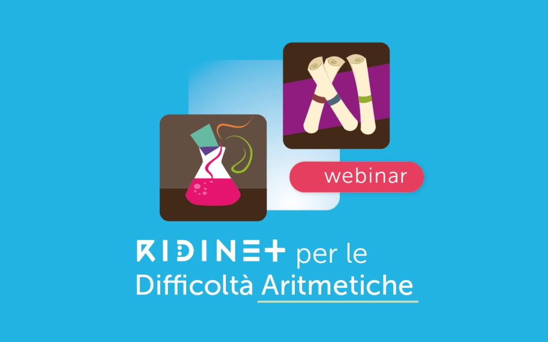 Clinici » RIDInet: le soluzioni per le difficoltà aritmetiche