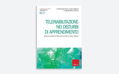 RIDInet nel libro di Erickson: Teleriabilitazione nei disturbi di apprendimento