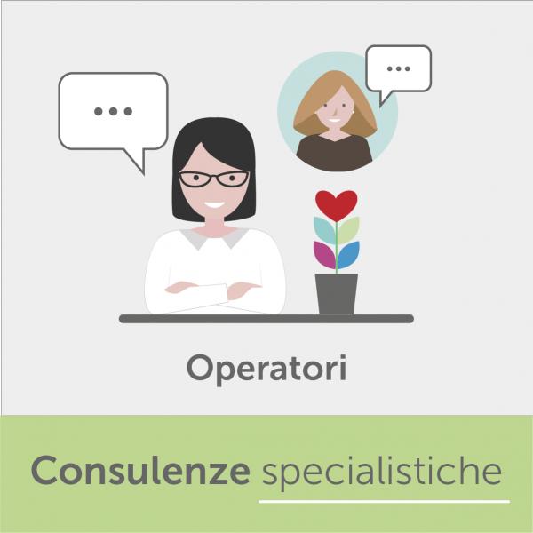 Consulenza specialistica operatori