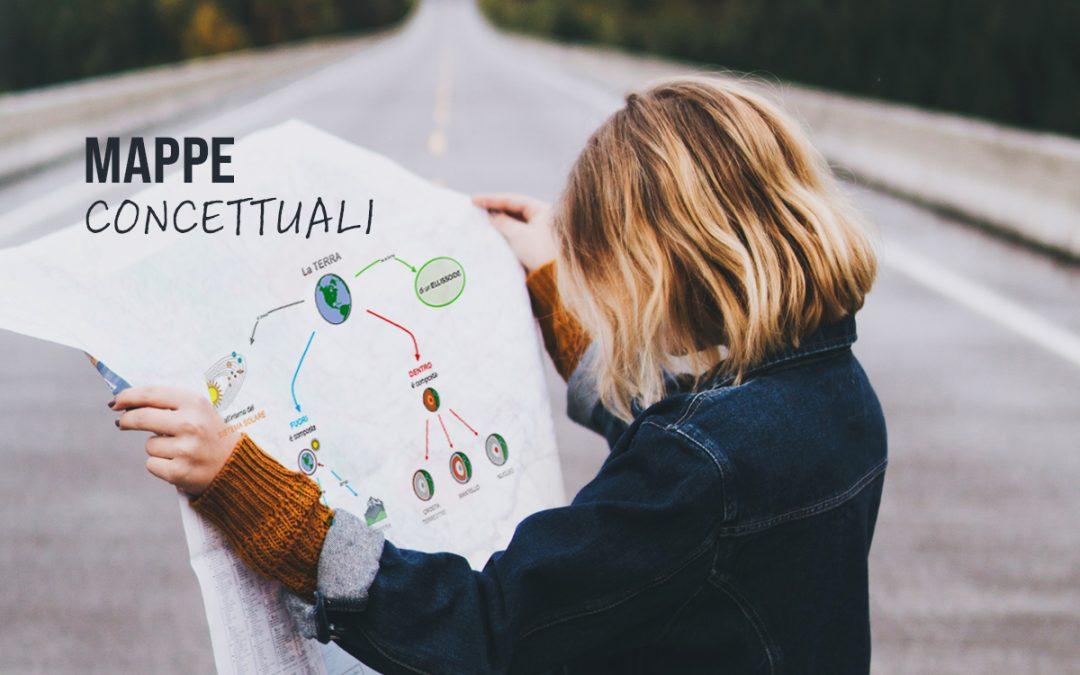 Mappe concettuali: a cosa servono?