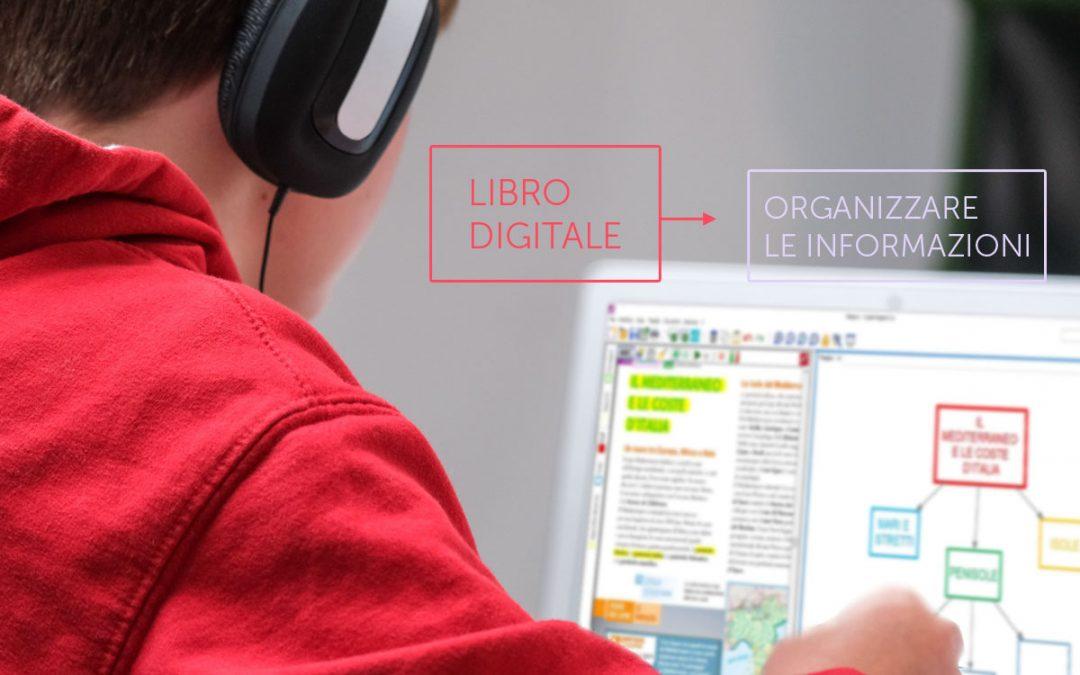 Il libro digitale e l'organizzazione delle informazioni