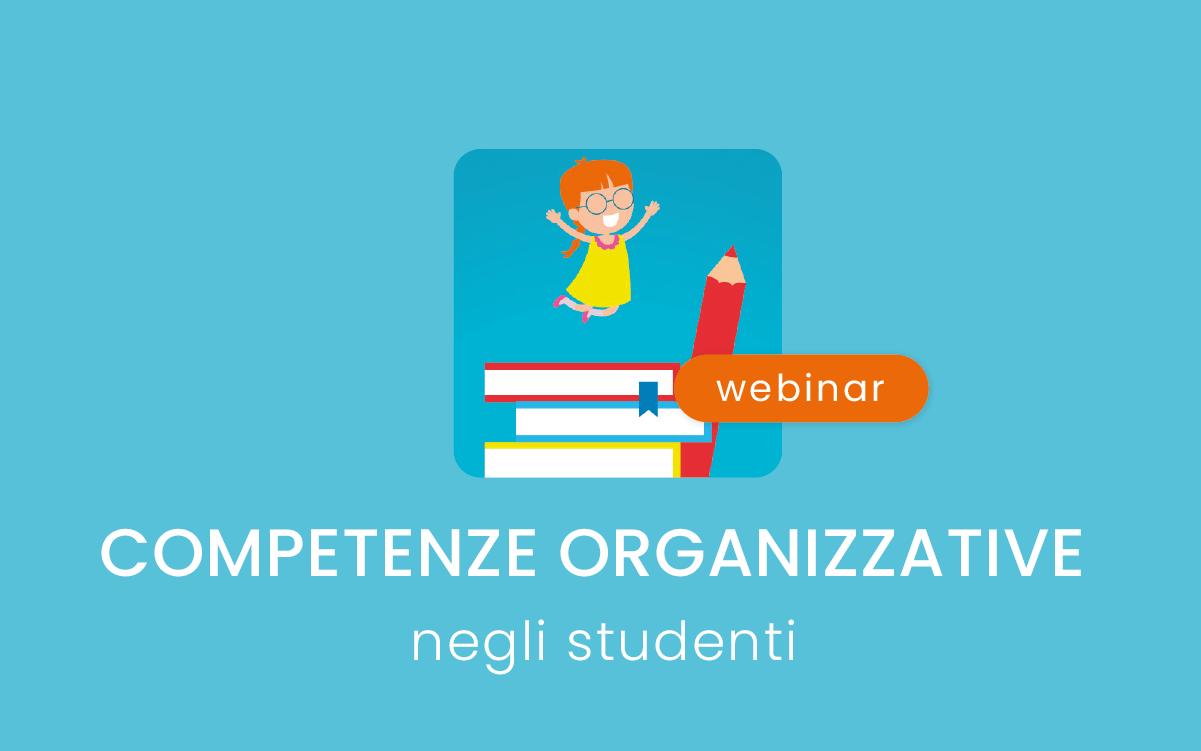 Competenze organizzative per studenti