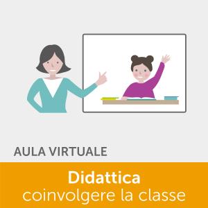 Didattica - coinvolgere la classe