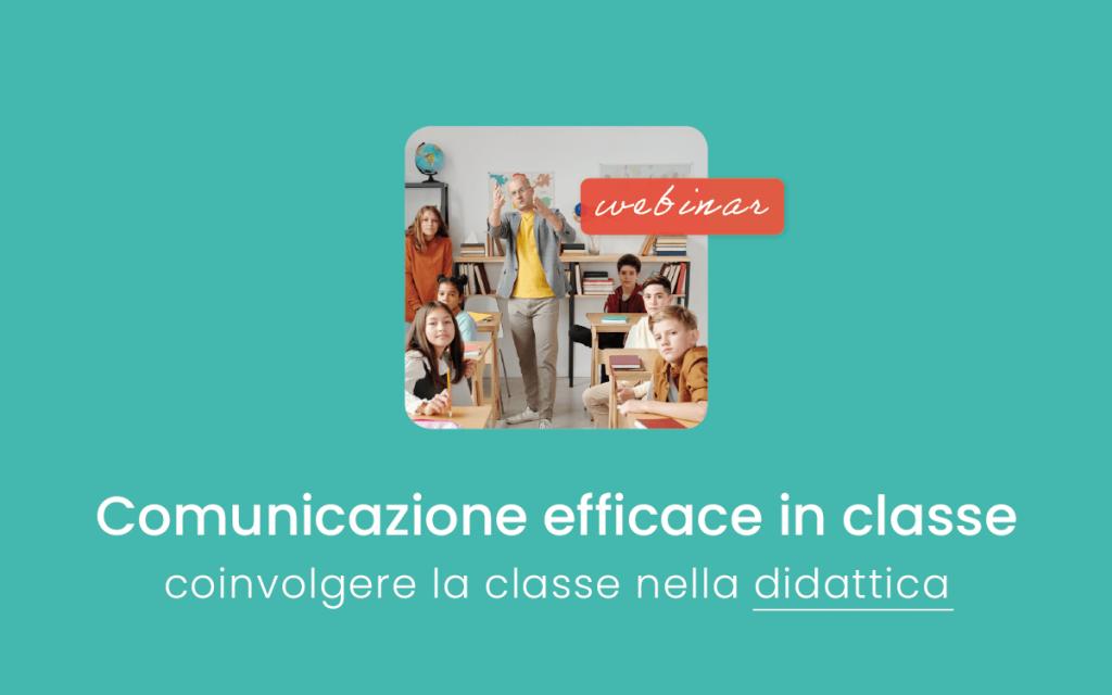Comunicare in modo efficace per la classe